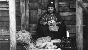 Suquamish Tribe Basketmaker