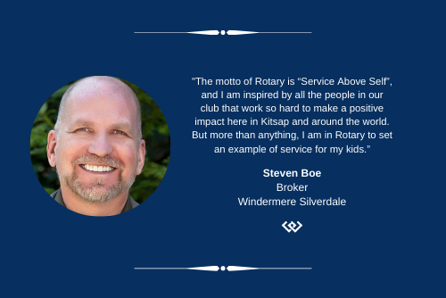 steven boe rotary quote