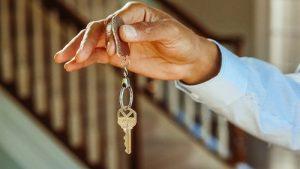 house key homeowner