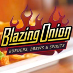 blazing onion